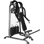 Тренажер для груди на скамье под наклоном (2*80кг)