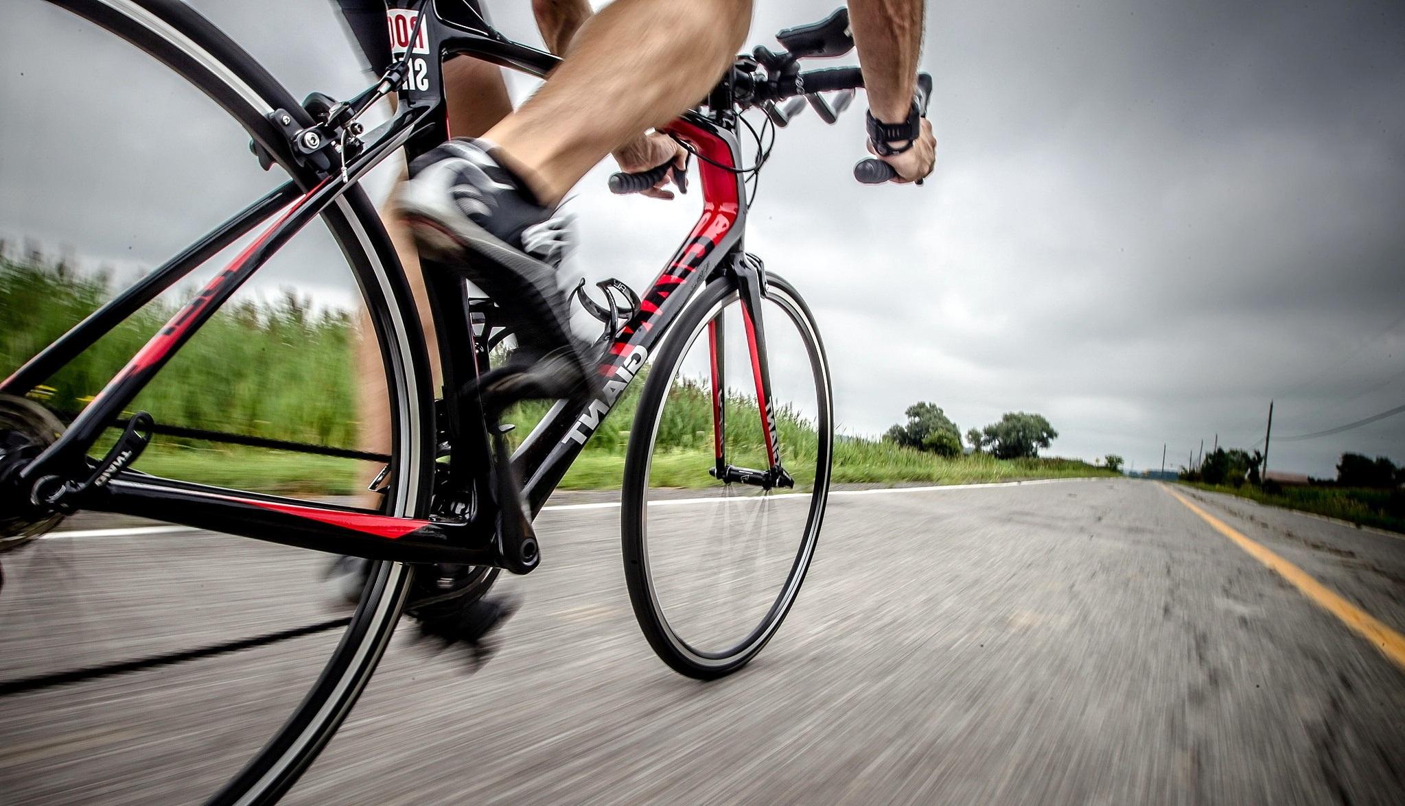 Велосипед - опасный вид спорта