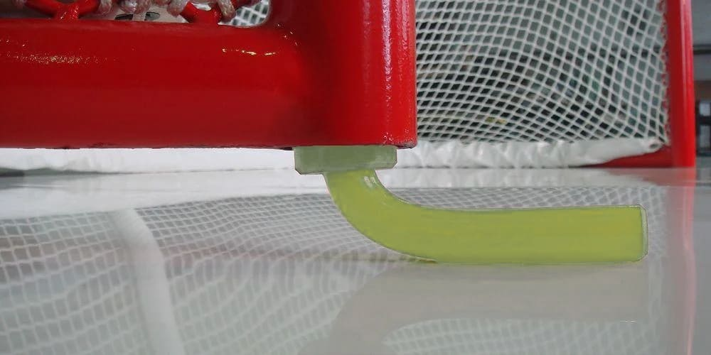 Применение эластичных фиксаторов к воротам