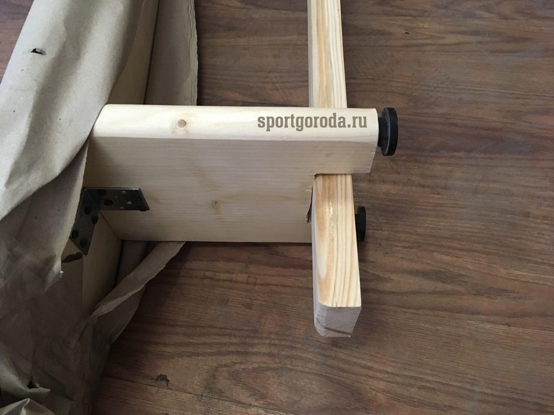 Ножки на скамейки гимнастические