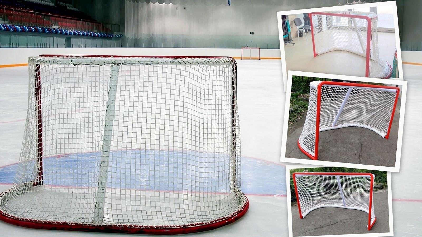 Купить ворота для хоккея - фото