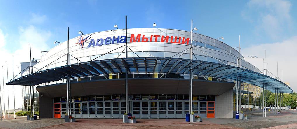 Спорт в городе Мытищи
