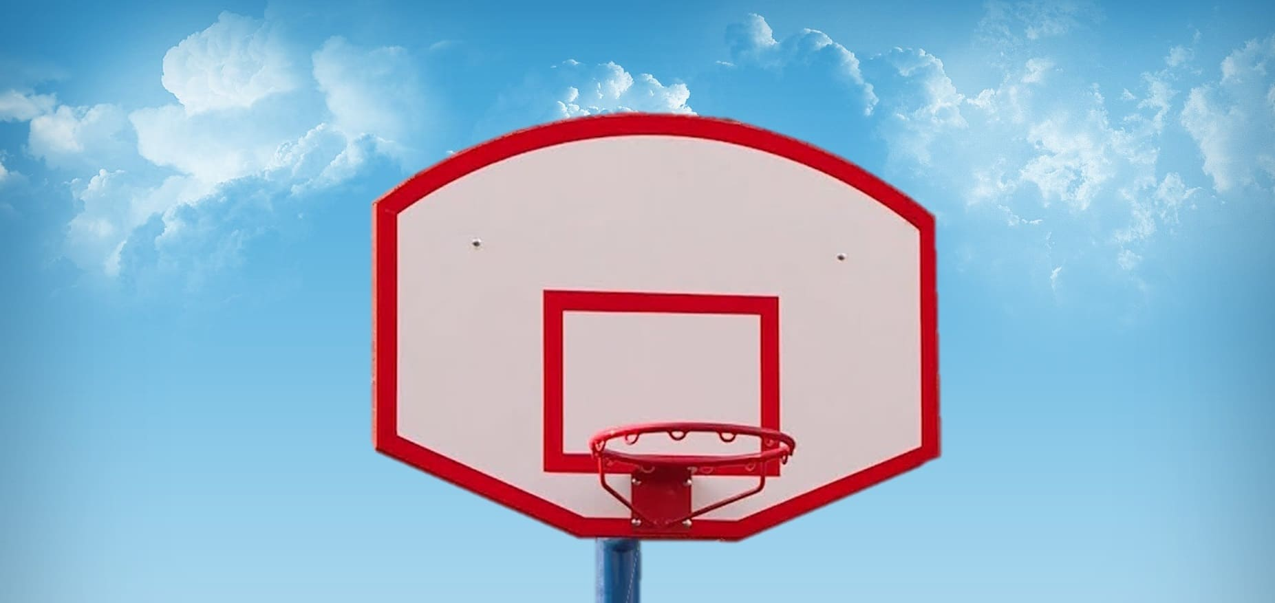 Производство баскетбольного тренировочного щита фото (ромбический)