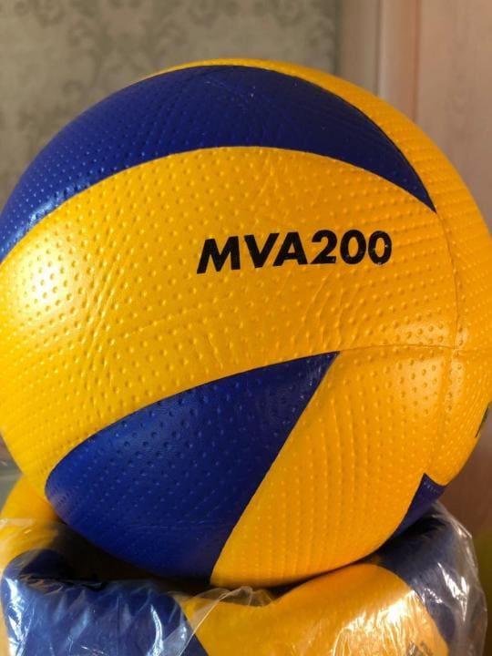 Мяч волейбольный Mikasa MVA 200 FIVB фото
