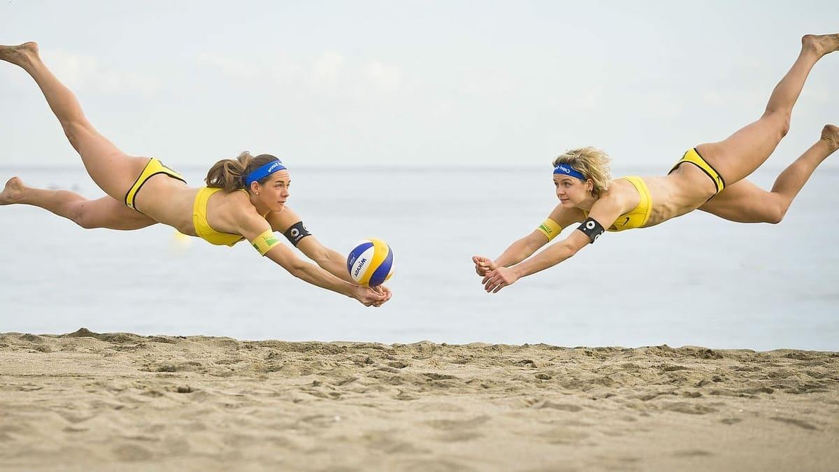 Почему стоит поиграть в пляжный волейбол - фото №5