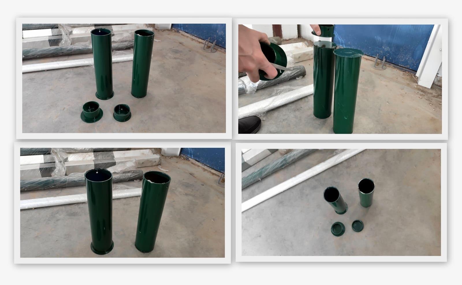 Стаканы для бетонирования (пара)