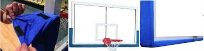 Защита на баскетбольный щит