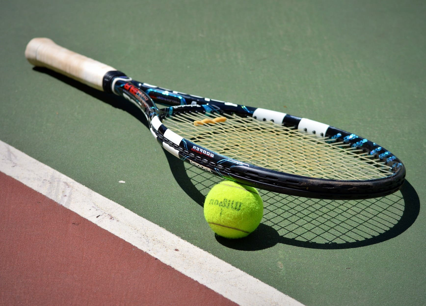 фото Товары и оборудование для тенниса