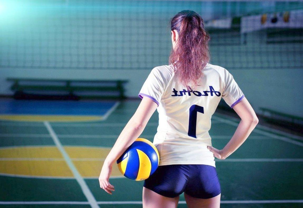 фото - выбираем стойку для игры волейбол
