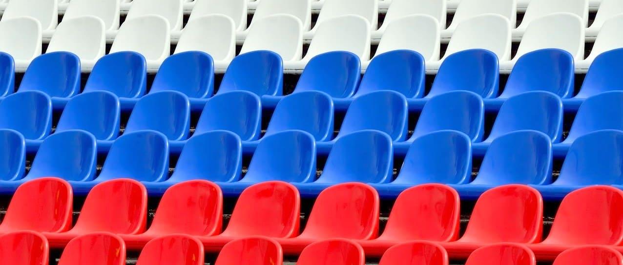 Купить кресла стадионные оптом фото