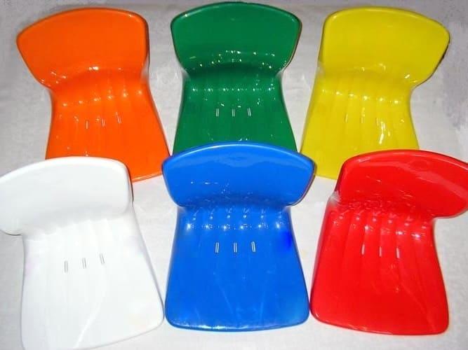 Сидение пластиковое Арена фото