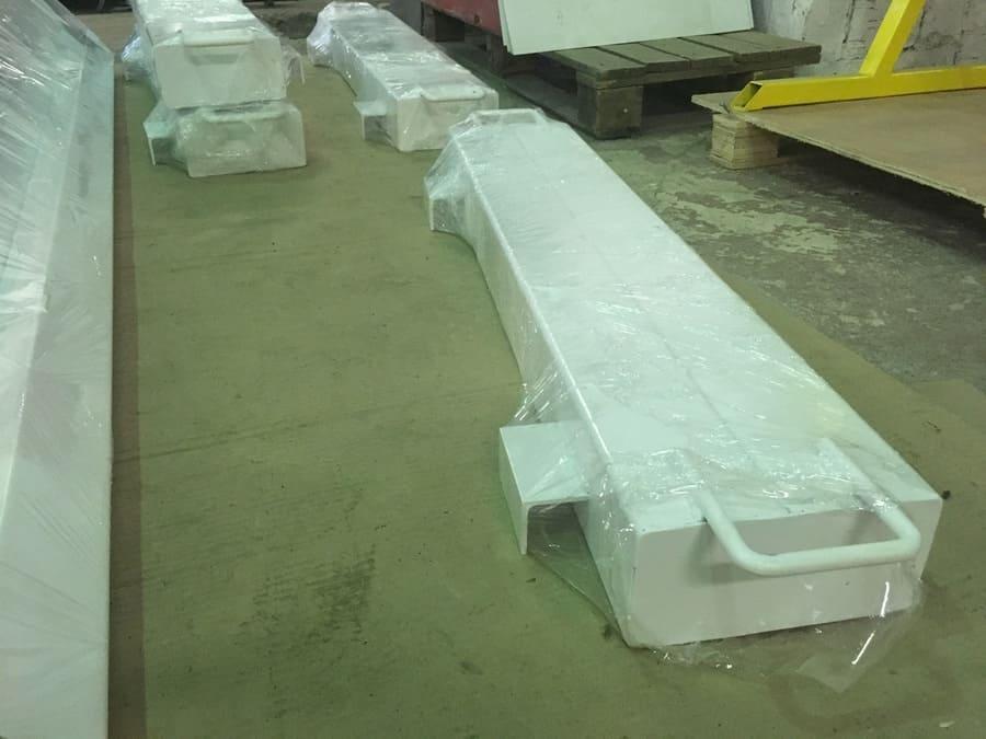 Производство - фото №11 Упаковка товара для транспортировки. Клик для увеличения